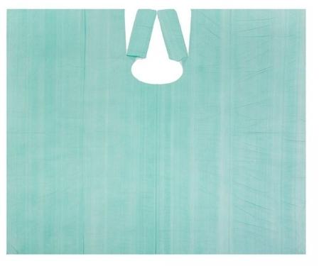 IGRObeauty Пеньюар большой 110*160 см 20 мкр, цвет зеленый металл 50 шт