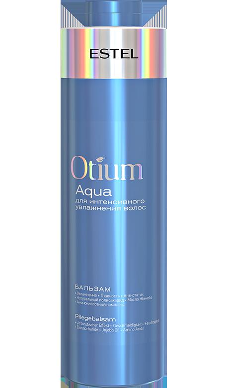 ESTEL PROFESSIONAL Бальзам для интенсивного увлажнения волос / OTIUM Aqua 1000 мл