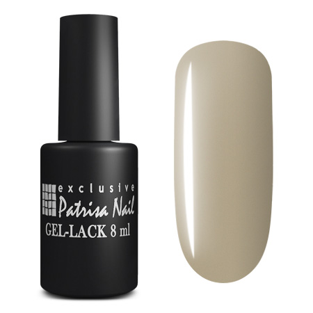 Купить PATRISA NAIL 463 гель-лак для ногтей / Tweed Trend 8 мл, Коричневые