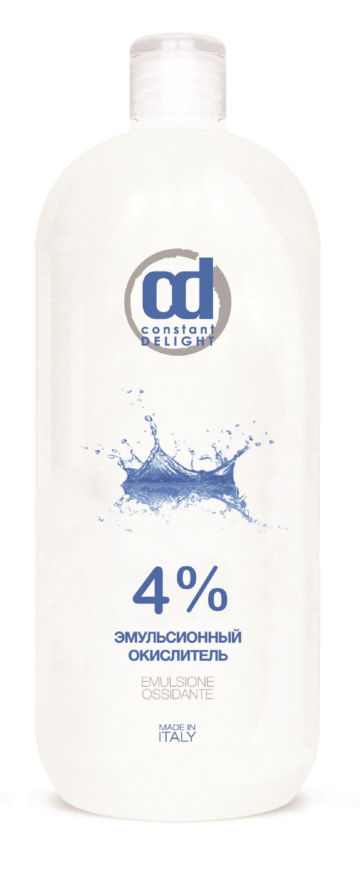 CONSTANT DELIGHT Окислитель эмульсионный 4% / Oxigent 1000 мл constant delight окислитель эмульсионный 12