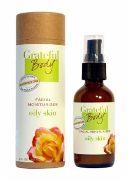 GRATEFUL BODY ���� ����������� ��� ������ ���� / Oily Skin 60��
