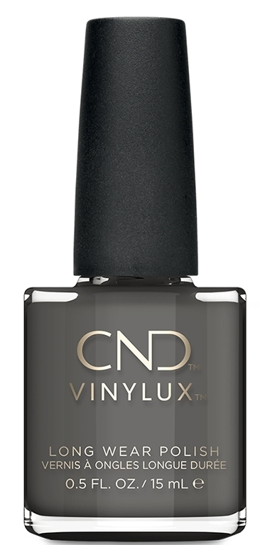CND 296 лак недельный для ногтей / Silhouette VINYLUX 15 мл