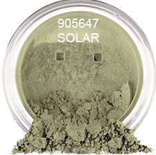 FRESH MINERALS Тени рассыпчатые с минералами для век Solar / Mineral Loose Eyeshadow 1,5гр