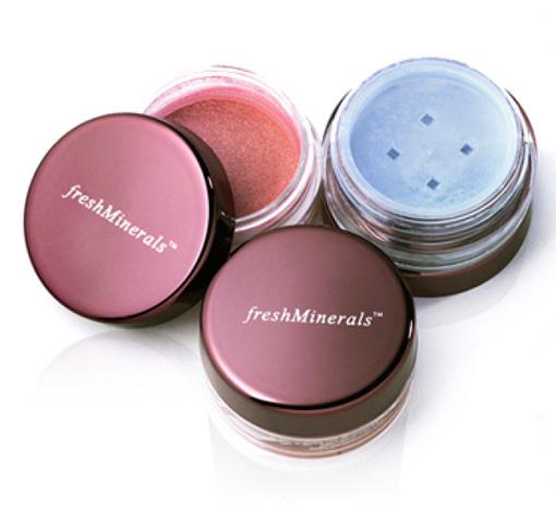 """FRESH MINERALS ���� ����������� � ���������� ��� ��� """"Desert Dust"""" / Mineral Loose Eyeshadow 1,5��"""