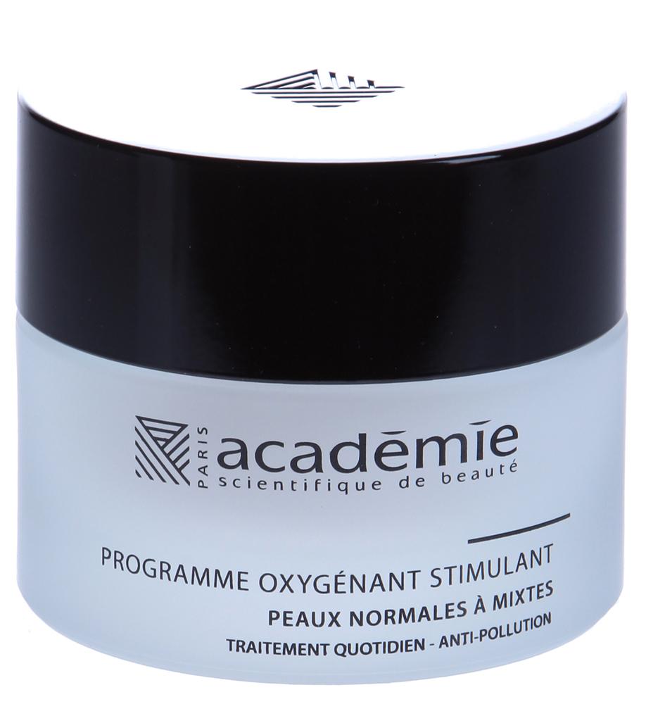 ACADEMIE Программа кислородо-стимулирующая / VISAGE 50млКремы<br>Крем для чувствительной кожи с покраснениями. Насыщает клетки кислородом, способствуя улучшению оттенка кожи. Усиливает защитные свойства кожи. Обладает успокаивающим и глубоким увлажняющим действием. Результат: Молодая и свежая кожа без проявлений стресса. Способ применения:&amp;nbsp;использовать 2 раза в день   утром и вечером. Нанести крем на очищенную и тонизированную кожу лица, мягко впитать.<br><br>Объем: 50 мл