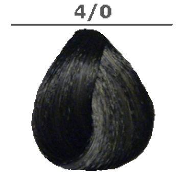 LONDA PROFESSIONAL 4/0 Краска для волос LC NEW инт.тонирование шатен, 60мл