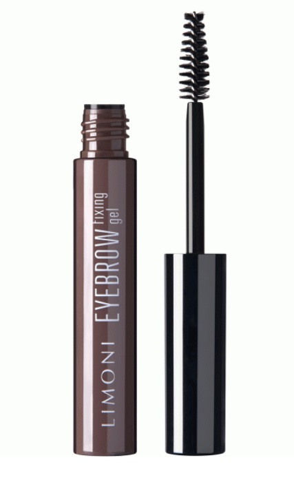 LIMONI Гель для бровей / EYEBROW fixing gel 6 г - Краски для бровей