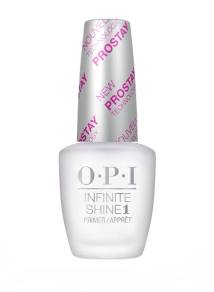 OPI Покрытие базовое для ногтей / Infinite Shine ProStay Primer Base Coat 15 мл opi infinite shine base coat базовое покрытие для ногтей 15 мл