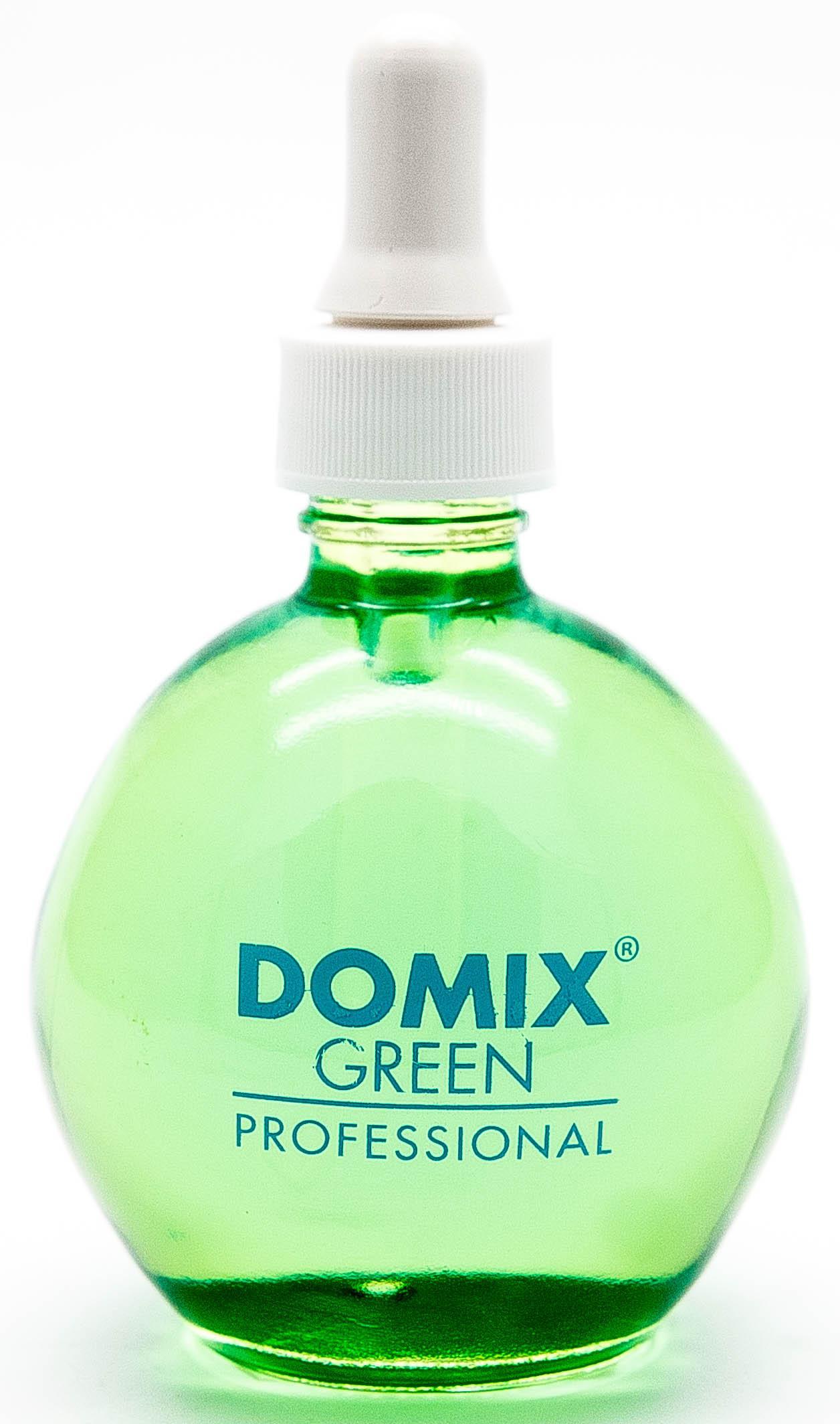 DOMIX Масло для ногтей и кутикулы, авокадо (пипетка) 75 мл