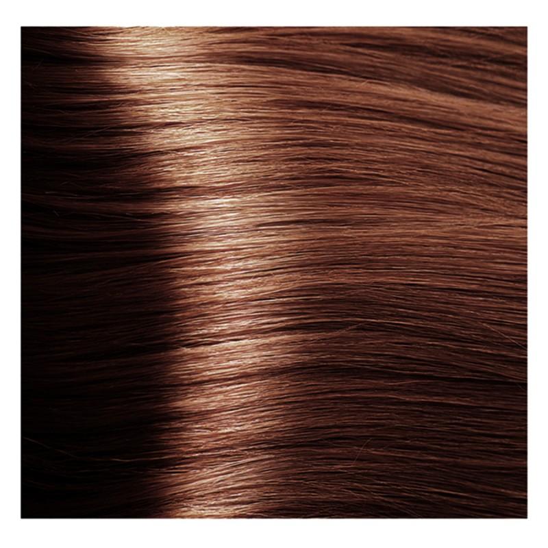KAPOUS 6.4 крем-краска для волос / Hyaluronic acid 100мл