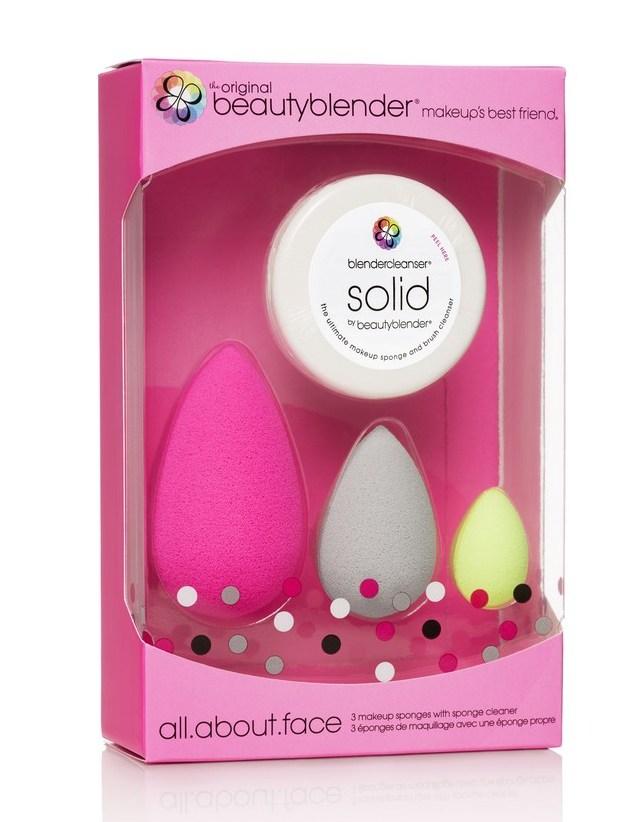 BEAUTYBLENDER Набор Beautyblender all.about.face от Галерея Косметики