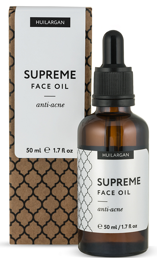 HUILARGAN Масло против акне для лица / SUPREME OIL ANTI-ACNE 50 мл - Масла
