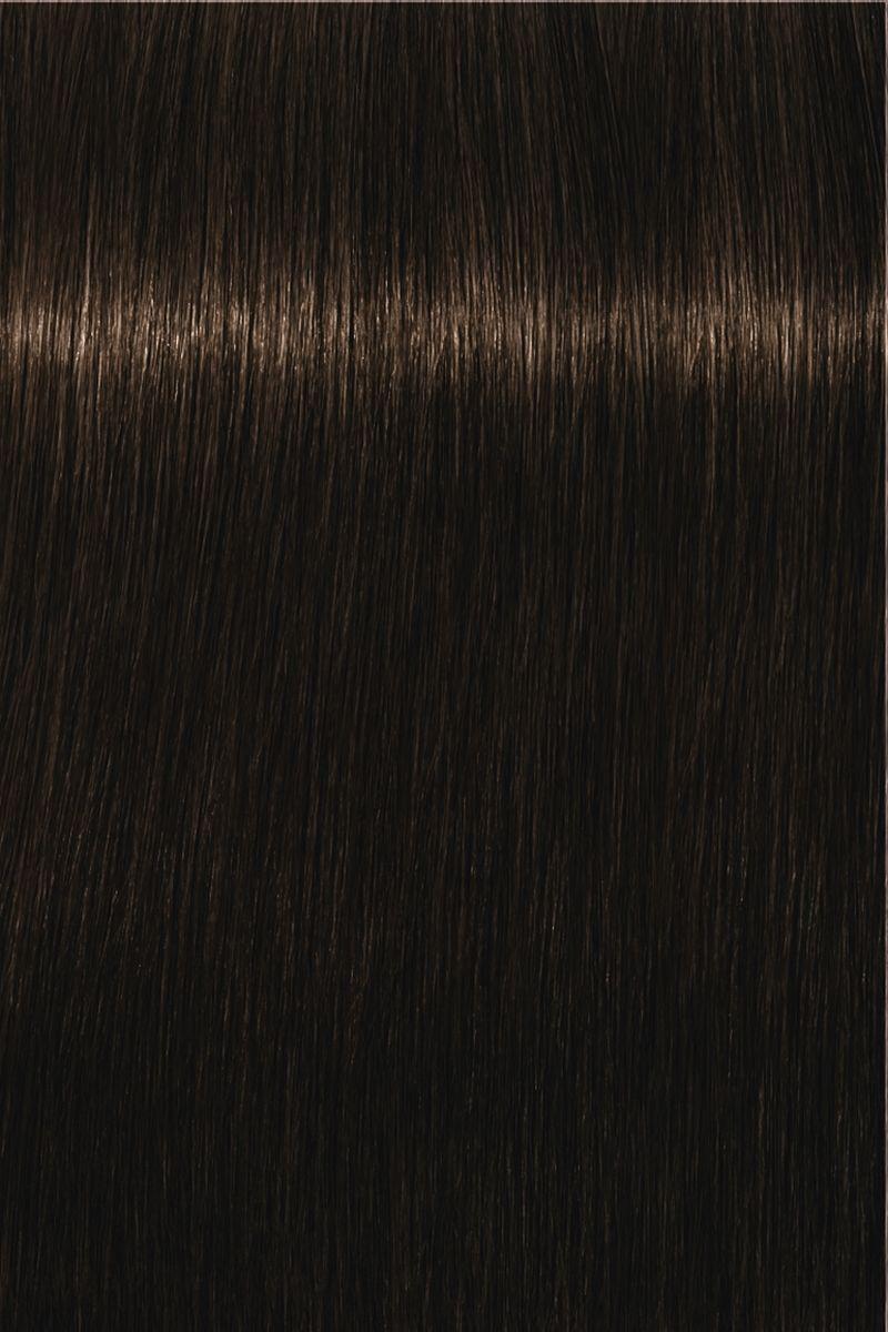 Купить INDOLA 4.38 краситель перманентный, средний коричневый золотистый шоколадный / NATURAL&ESSENTIALS 60 мл
