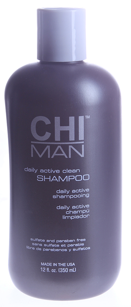 CHI Шампунь для мужчин / CHI MAN 350 мл chi шампунь инфра для всех типов волос 950 мл