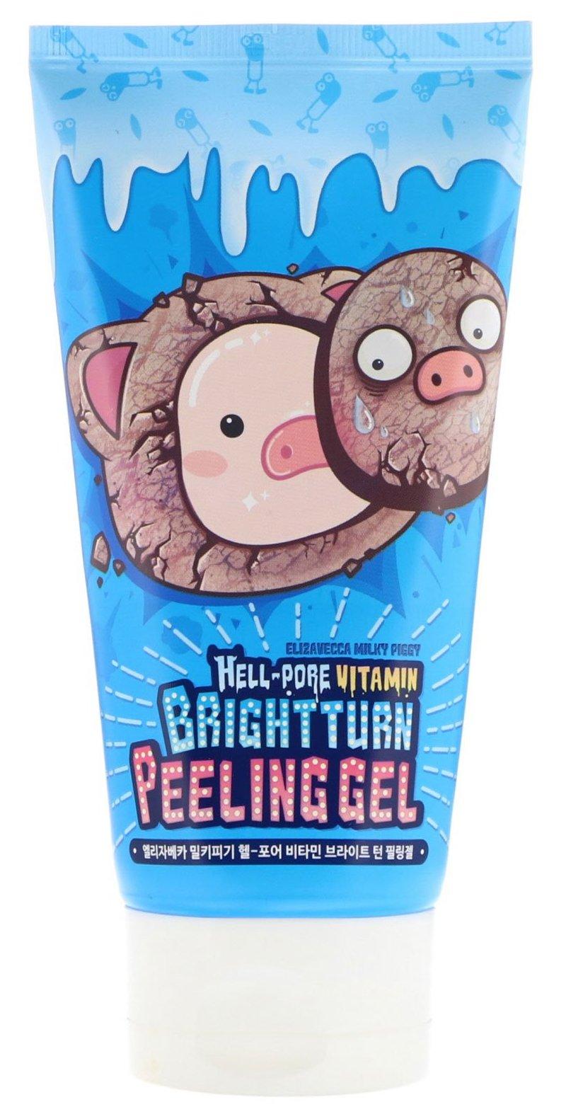 ELIZAVECCA Гель-пилинг витаминизированный для лица / Hell-Pore Vitamin Brightturn Peeling Gel 150 мл