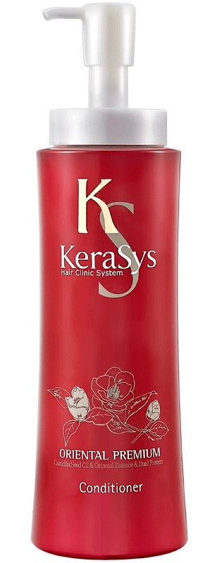 KERASYS Кондиционер для волос Ориентал / ORIENTAL PREMIUM 470 мл