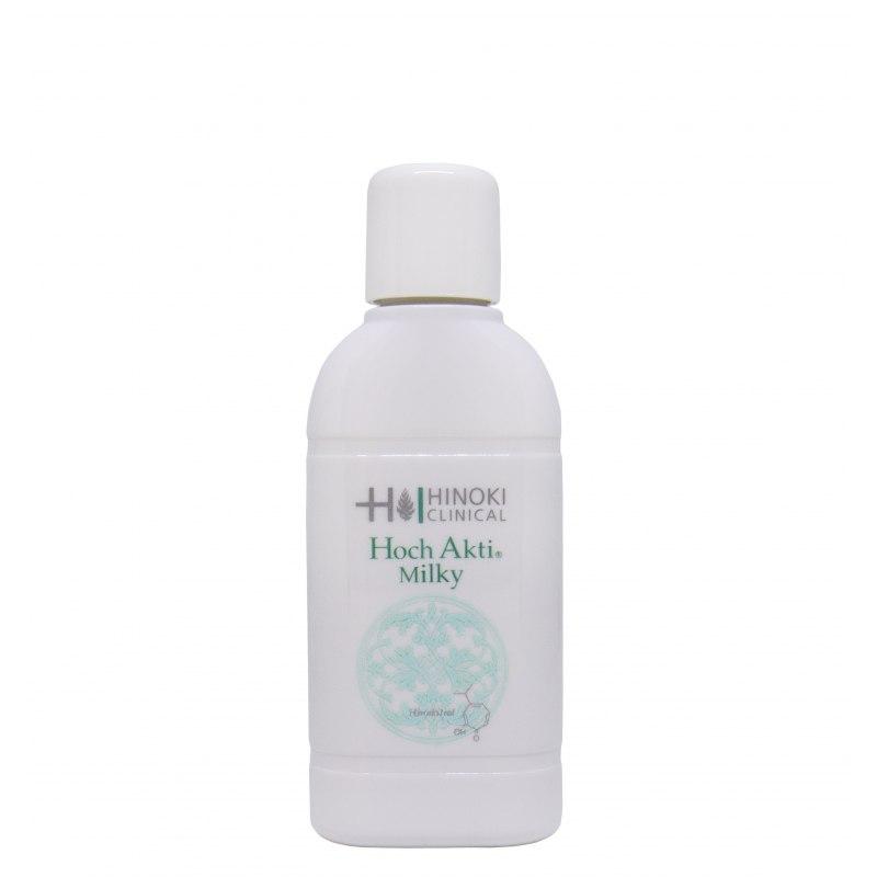 HINOKI CLINICAL Молочко высокоактивное для лица / Hoch akti milky 100 мл -  Молочко