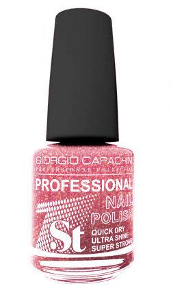 Купить GIORGIO CAPACHINI 27 лак для ногтей, пурпурная роза / 1-st Professional 16 мл, Розовые