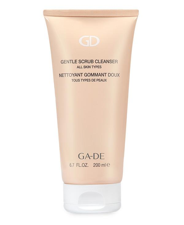 GA-DE Скраб очищающий для всех типов кожи / GENTLE SCRUB CLEANSER 200 мл