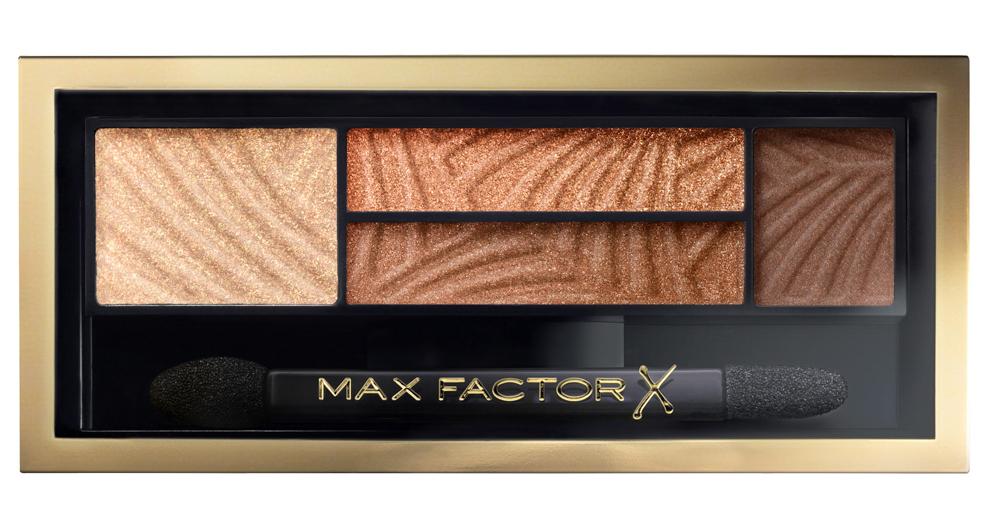 Max factor тени четырехцветные для век и бровей