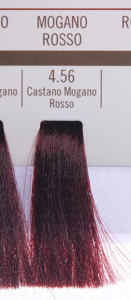 BAREX 4.56 краска для волос / PERMESSE 100млКраски<br>Оттенок: Каштан махагоново-красный. Профессиональная крем-краска Permesse отличается низким содержанием аммиака - от 1 до 1,5%. Обеспечивает блестящий и натуральный косметический цвет, 100% покрытие седых волос, идеальное осветление, стойкость и насыщенность цвета до следующего окрашивания. Комплекс сертифицированных органических пептидов M4, входящих в состав, действует с момента нанесения, увлажняя волосы, придавая им прочность и защиту. Пептиды избирательно оседают в самых поврежденных участках волоса, восстанавливая и защищая их. Масло карите оказывает смягчающее и успокаивающее действие. Комплекс пептидов и масло карите стимулируют проникновение пигментов вглубь структуры волоса, придавая им здоровый вид, блеск и долговечность косметическому цвету. Активные ингредиенты:&amp;nbsp;Сертифицированные органические пептиды М4 - пептиды овса, бразильского ореха, сои и пшеницы, объединенные в полифункциональный комплекс, придающий прочность окрашенным волосам, увлажняющий и защищающий их. Сертифицированное органическое масло карите (масло ши) - богато жирными кислотами, экстрагируется из ореха африканского дерева карите. Оказывает смягчающий и целебный эффект на кожу и волосы, широко применяется в косметической индустрии. Масло карите защищает волосы от неблагоприятного воздействия внешней среды, интенсивно увлажняет кожу и волосы, т.к. обладает высокой степенью абсорбции, не забивает поры. Способ применения:&amp;nbsp;Крем-краска готовится в смеси с Молочком-оксигентом Permesse 10/20/30/40 объемов в соотношении 1:1 (например, 50 мл крем-краски + 50 мл молочка-оксигента). Молочко-оксигент работает в сочетании с крем-краской и гарантирует идеальное проявление краски. Тюбик крем-краски Permesse содержит 100 мл продукта, количество, достаточное для 2 полных нанесений. Всегда надевайте подходящие специальные перчатки перед подготовкой и нанесением краски. Подготавливайте смесь крем-краски и молочка-оксигента Permesse в н