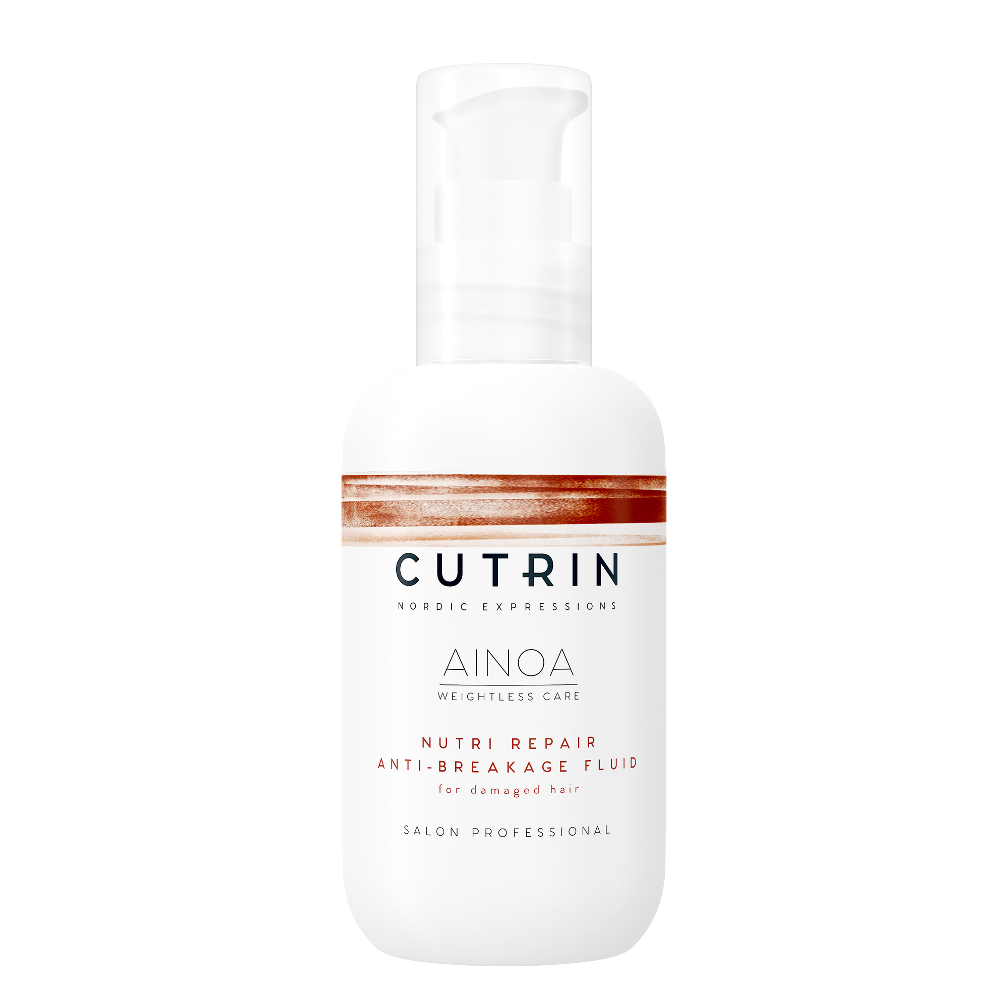 CUTRIN Флюид несмываемый для восстановления волос / AINOA NUTRI REPAIR 150 мл.