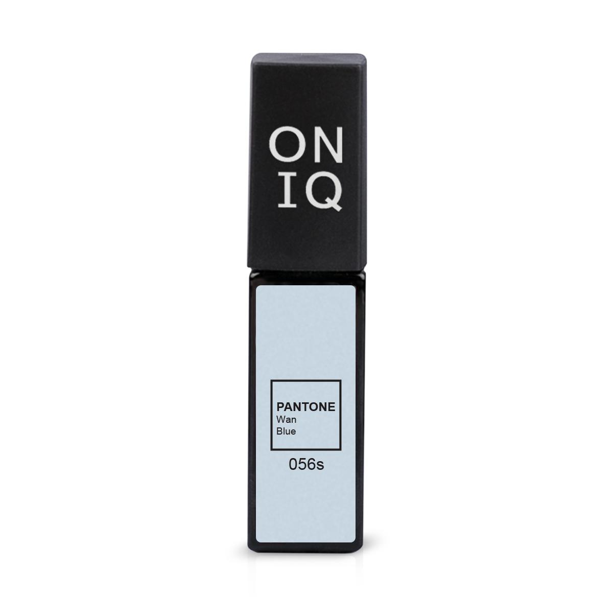 ONIQ Гель-лак для покрытия ногтей, Pantone: Wan Blue, 6 мл