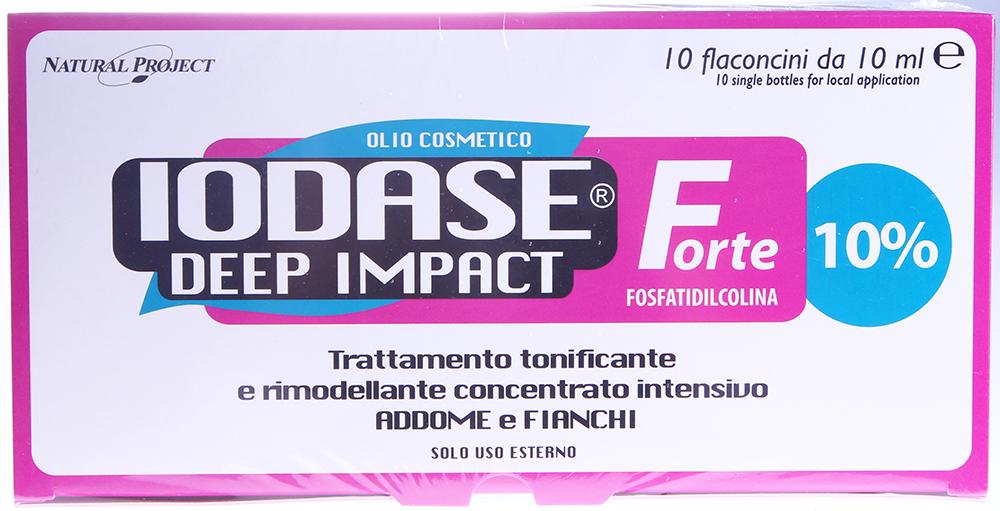 IODASE ��������� ��� ���� / Deep Impact Forte 10 ��