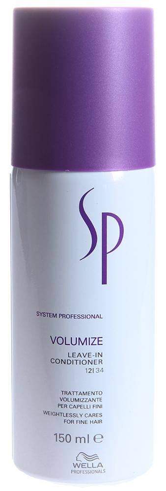 WELLA SP Кондиционер несмываемый для объема тонких волос / SP Volumize leave-in conditioner 150 мл средства для волос