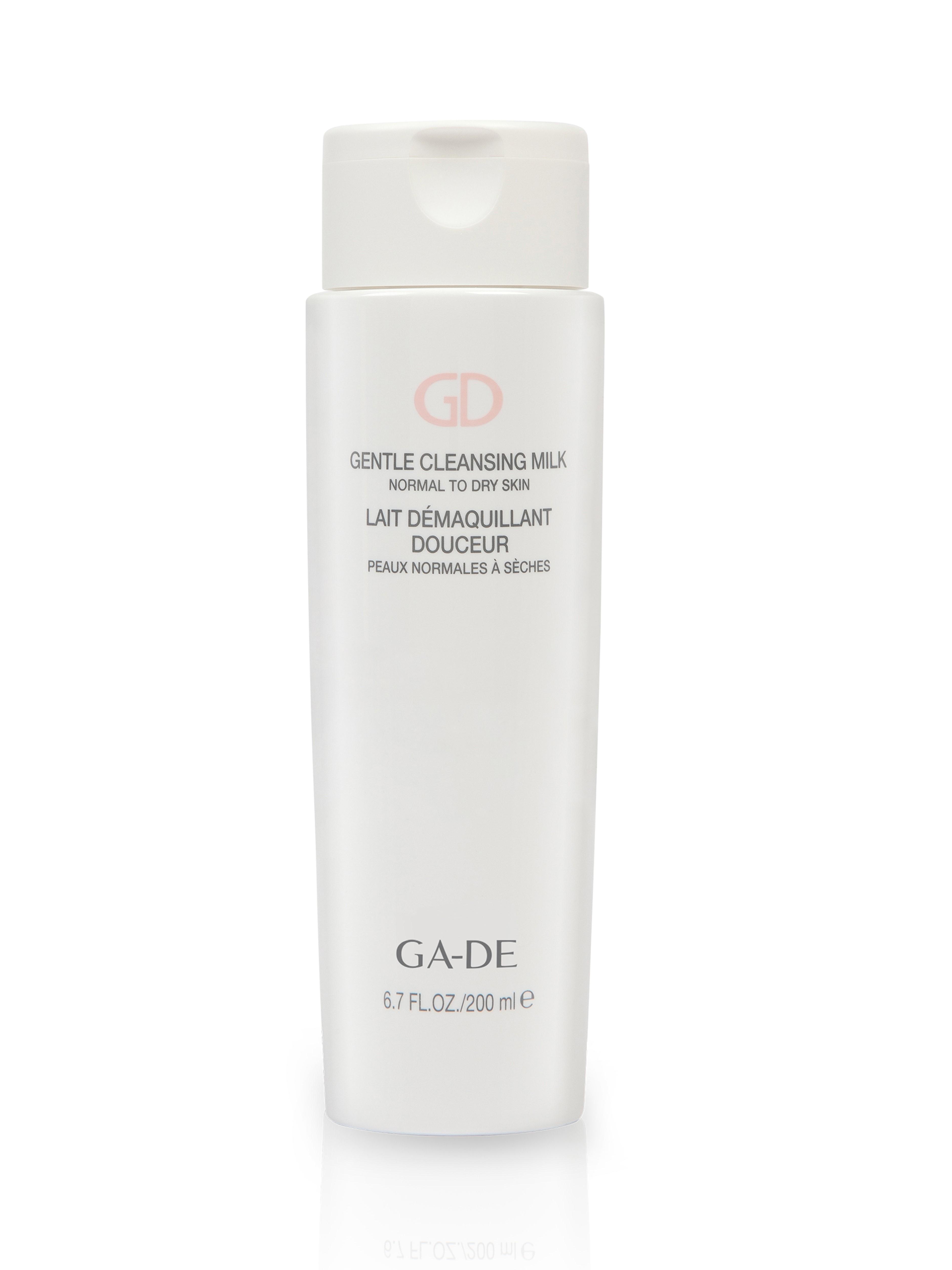GA-DE Молочко для сухой и нормальной кожи / GENTLE CLEANSING MILK 200 мл