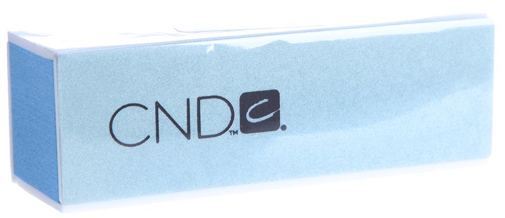 CND Блок моющийся для полировки ногтей / Glossing Buffer Block - Маникюрные инструменты