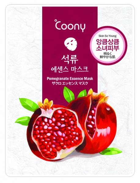 ANNAGASPI ����� � ���������� ������� / Pomegranate Essence Mask 23��