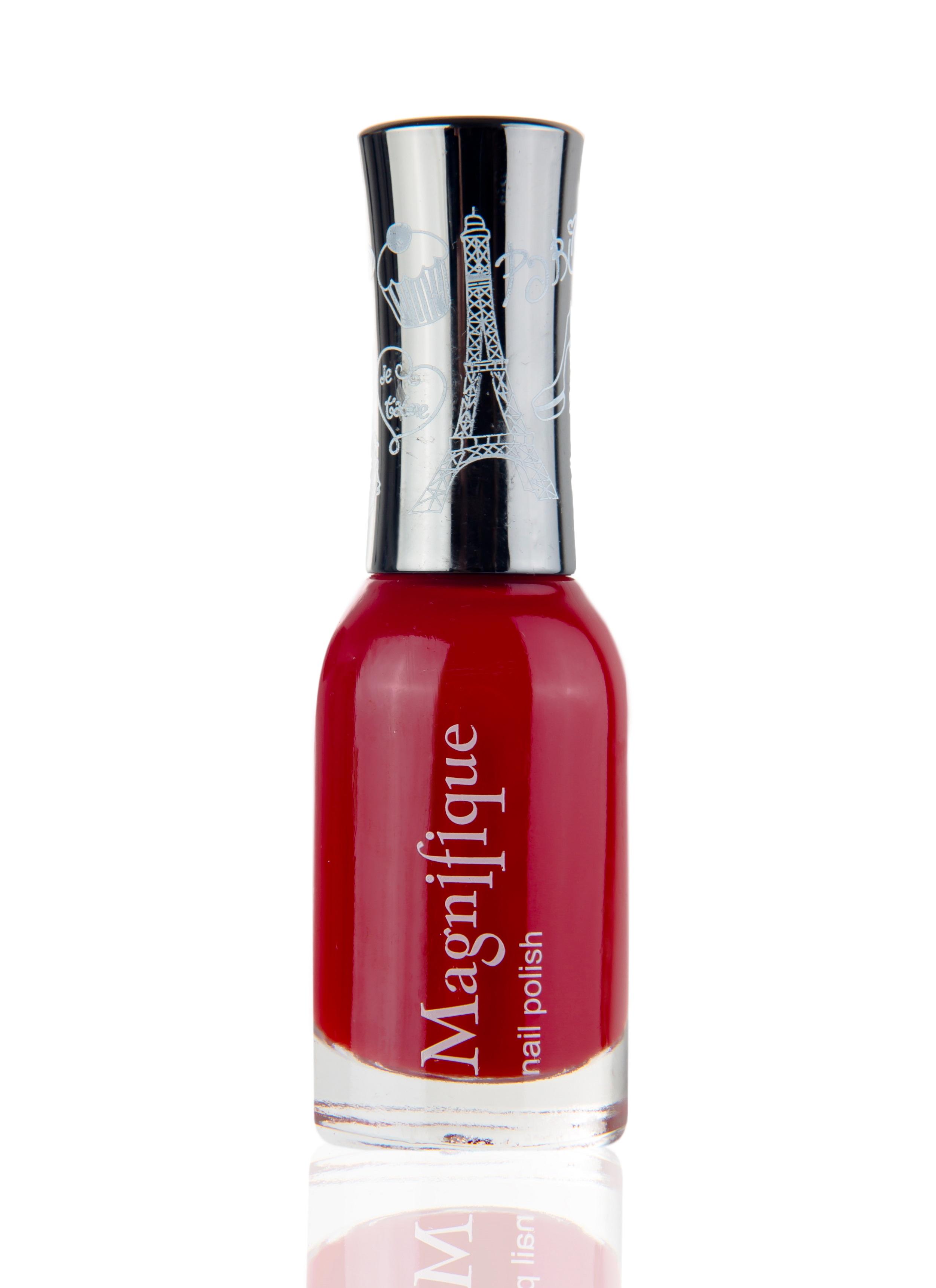 Купить AURELIA 121 лак для ногтей / Magnifique GEL effect 13 мл, Красные
