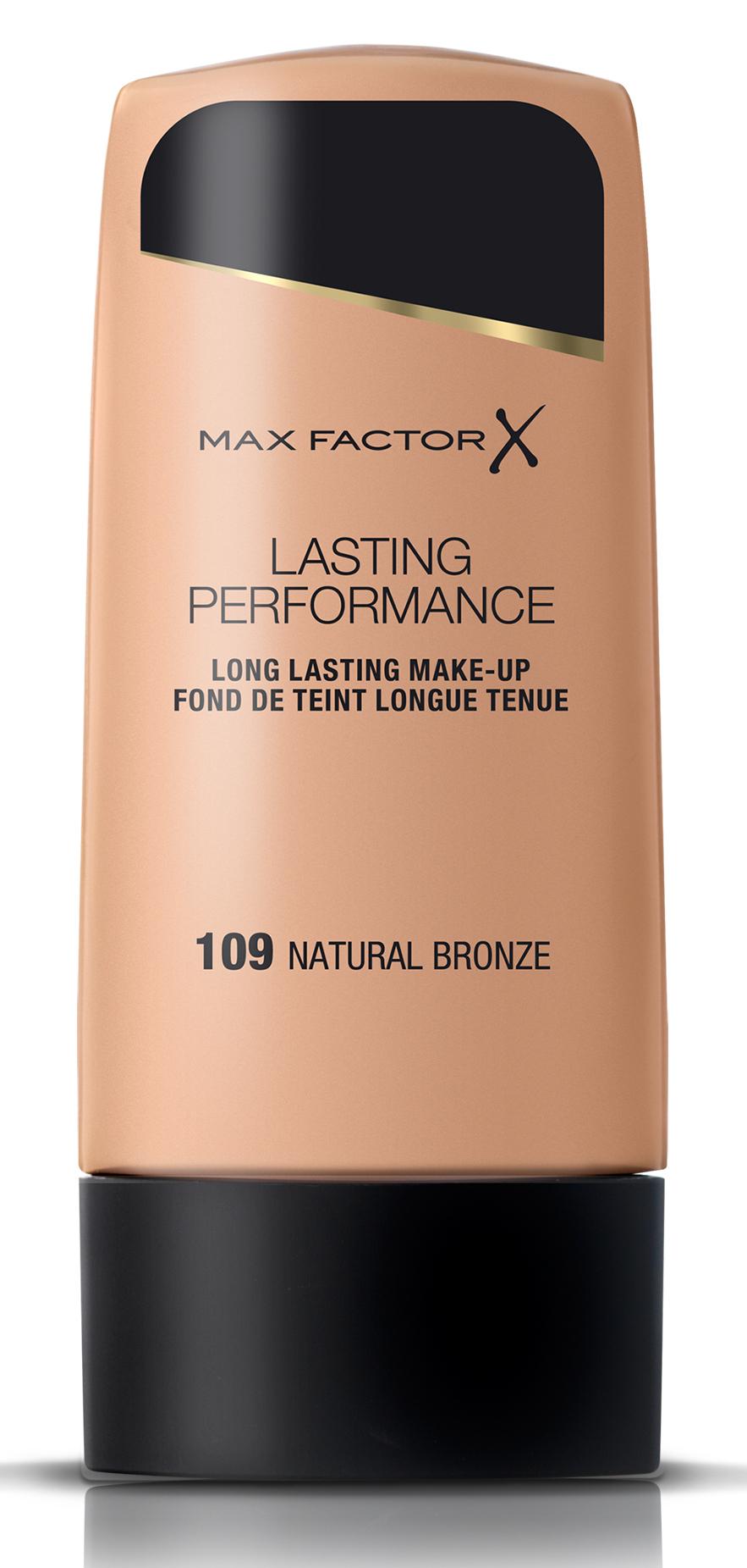 MAX FACTOR Основа тональная 109 / Lasting Perfomance - Тональные основы