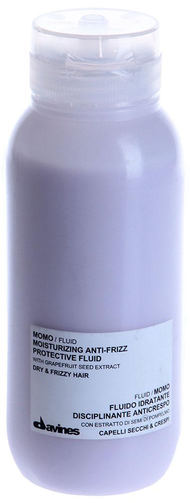 DAVINES SPA Флюид увлажняющий для выпрямления кудявых волос / MOMO ESSENTIAL HAIRCARE 150мл~ от Галерея Косметики