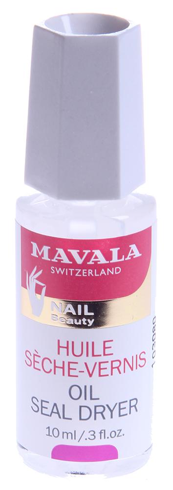 MAVALA Сушка-фиксатор лака с маслом / Oil