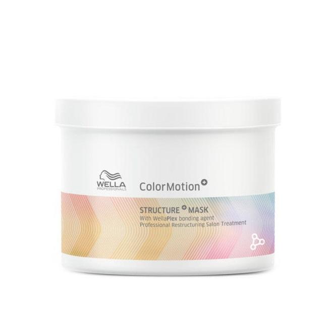 Купить WELLA Professionals Маска для интенсивного восстановления окрашенных волос / Color Motion 500 мл
