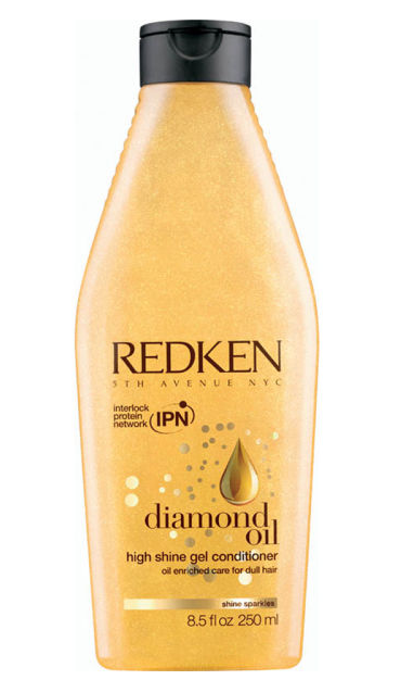 REDKEN ����������� ��� ������ �����, ����������� ������� / DIAMOND OIL HIGH SHINE 250��