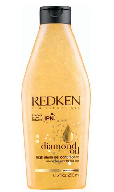 REDKEN Кондиционер для тонких волос, обогащенный маслами / DIAMOND OIL HIGH SHINE 250млКондиционеры<br>Кондиционер обогащенный маслами для восстановления тонких волос, новое поколение уходов, облегчает расчесывание, питает придает волосам мерцающий блеск. Система Sparkling Oil Complex насыщают волосы влагой, придавая им невесомую текстуру и многогранный блеск. Технология Shine Strong Complex содержит масла кориандра, камелины и косточек абрикоса для защиты, питания и бриллиантового блеска. Инновационная система доставки питательных компонентов Interlock Protein Network (IPN) укрепляет сердце волоса, обеспечивает прогрессивный косметический эффект с каждым применением, выстраивает защитный слой. Подходит для окрашенных волос. Активные ингредиенты: Sparkling Oil Complex, Shine Strong Complex, Interlock Protein Network (IPN). Способ применения: после применения шампуня Даймонд Оил Хай Шайн нанести на влажные волосы и равномерно распределить по волосам, тщательно смыть. При попадании в глаза незамедлительно промыть водой.<br><br>Класс косметики: Косметическая