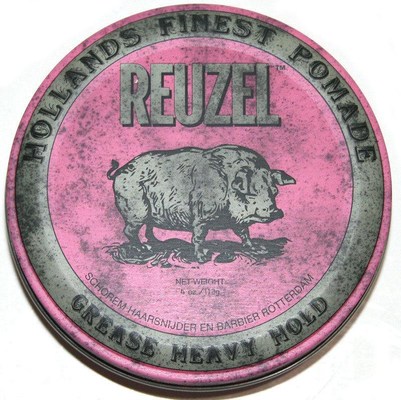 REUZEL Помада розовая на петролатумной основе / Pig 113 г