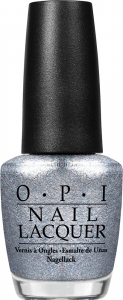 OPI Лак для ногтей NL- Shine for Me / Fifty Shades of Grey - A 15млЛаки<br>Shine for Me Блистай для меня - серебряный шиммер.<br><br>Цвет: Серые<br>Виды лака: С блестками