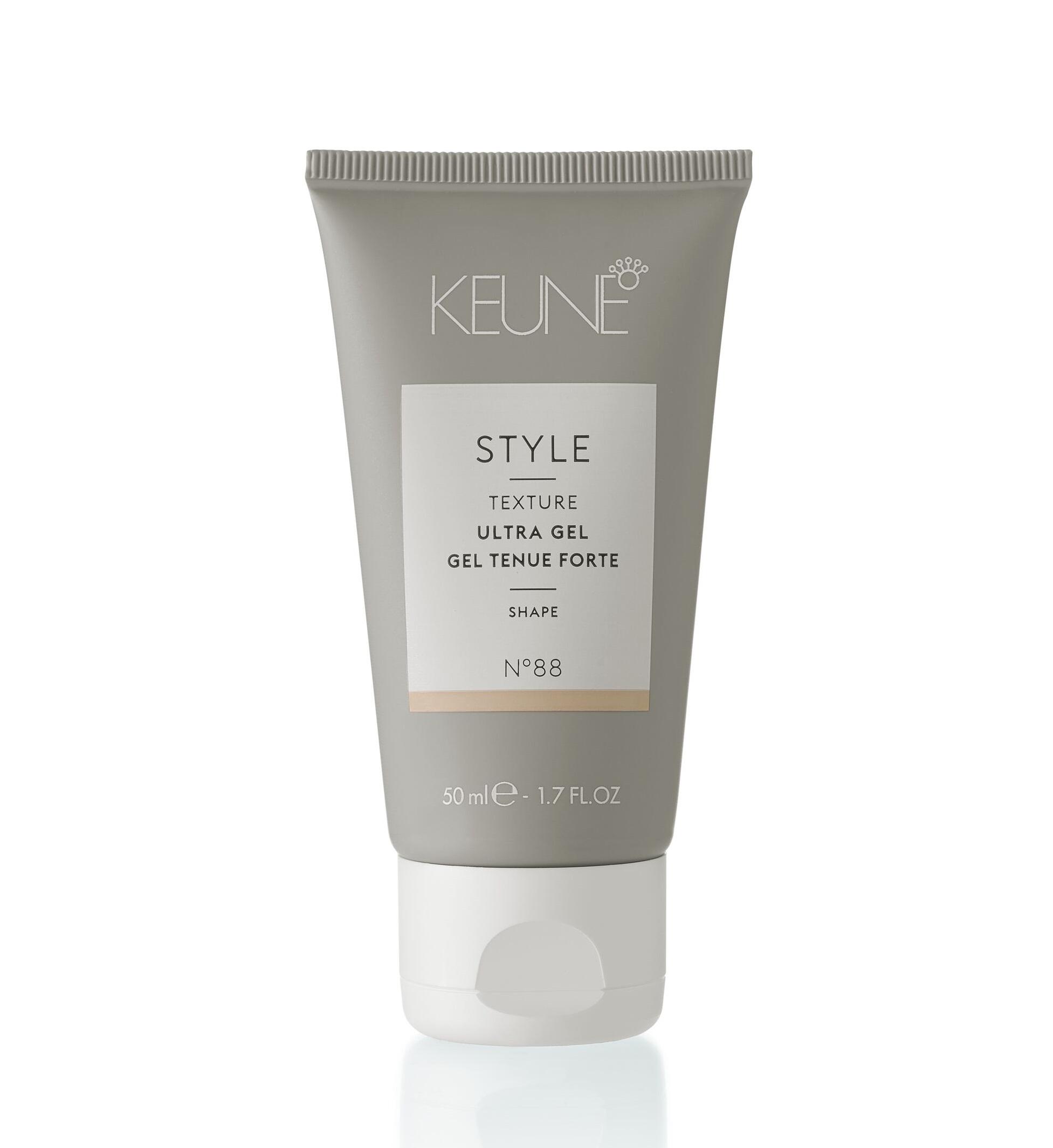 Купить KEUNE Гель ультра для эффекта мокрых волос / STYLE ULTRA GEL 50 мл