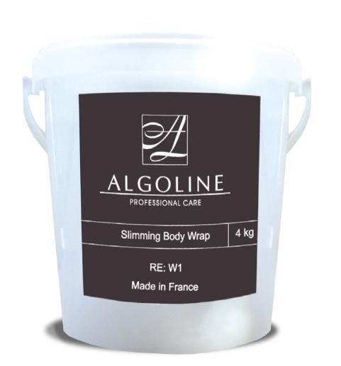ALGOLINE Обертывание для похудения / Slimming Body Wrap 4кг от Галерея Косметики