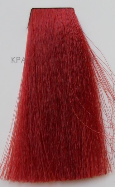 SHOT 7.66 краска с коллагеном для волос, русый красный интенсивный / DNA COLOR 100 мл