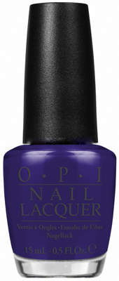 OPI Лак для ногтей My Car Has Navy-gation / Brights Edition 15мл