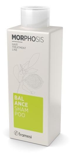 Купить FRAMESI Шампунь для решения проблем жирной кожи головы / MORPHOSIS BALANCE SHAMPOO 250 мл
