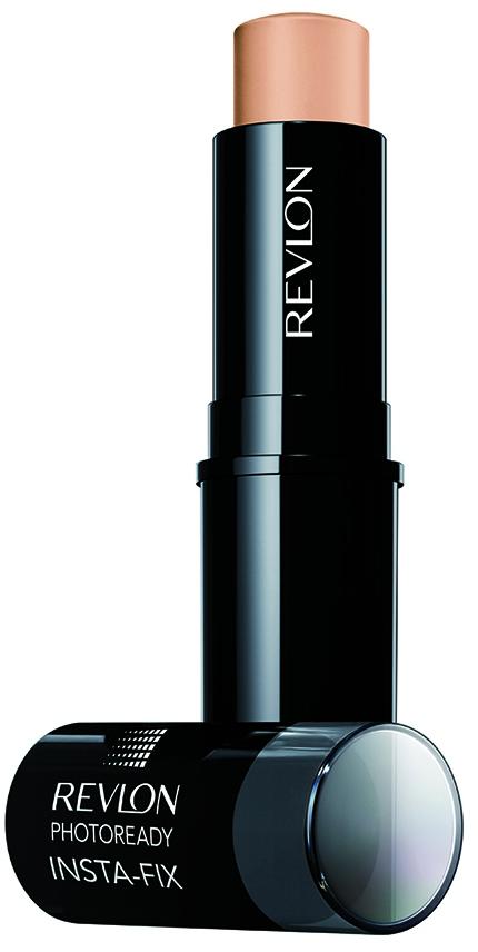 REVLON Крем-стик тональный 140 / Photoready Insta Fix Make Up Nude revlon photoready insta fix хайлайтер стик 210 gold light