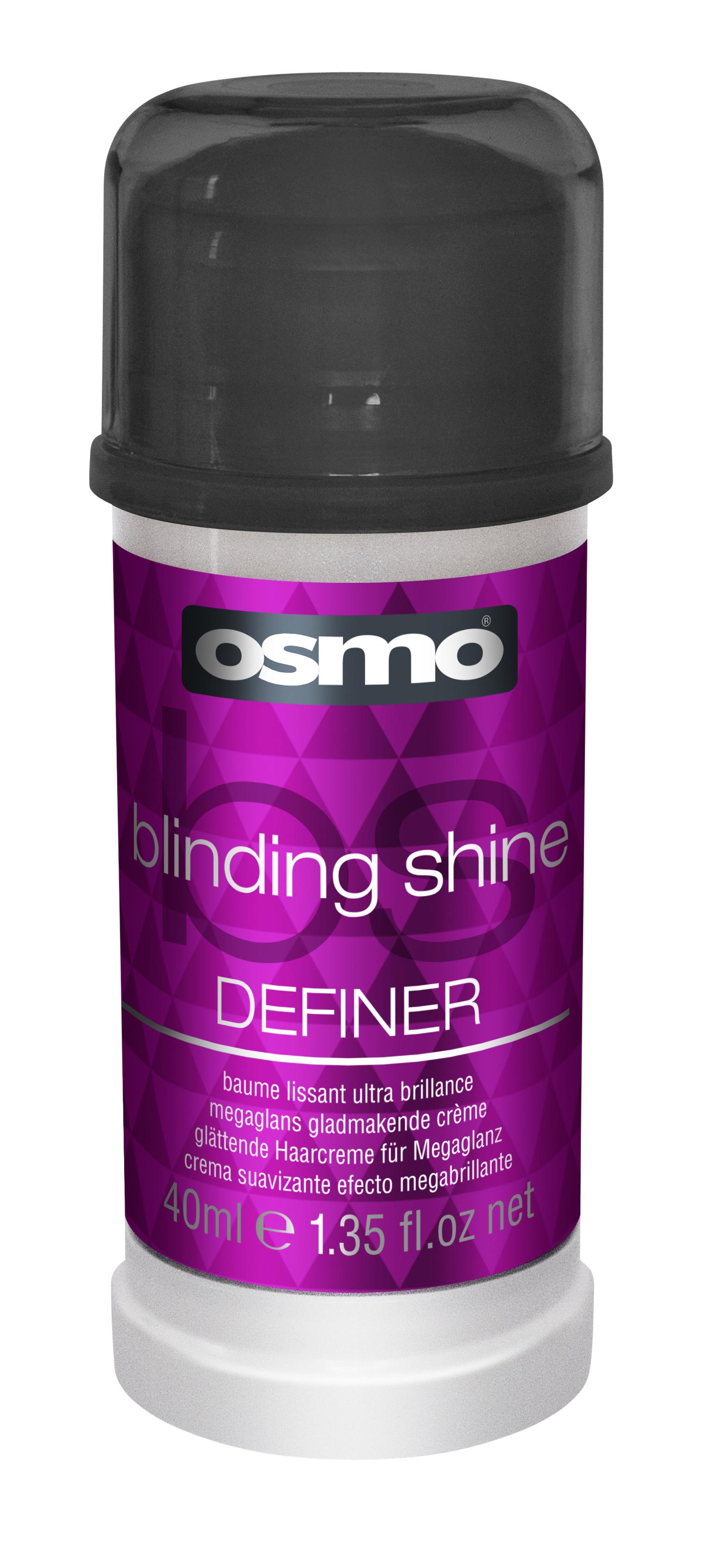 OSMO Помадка-дефайнер текстурирующая с эффектом ламинирования / Blinding Shine 40 мл - Кремы