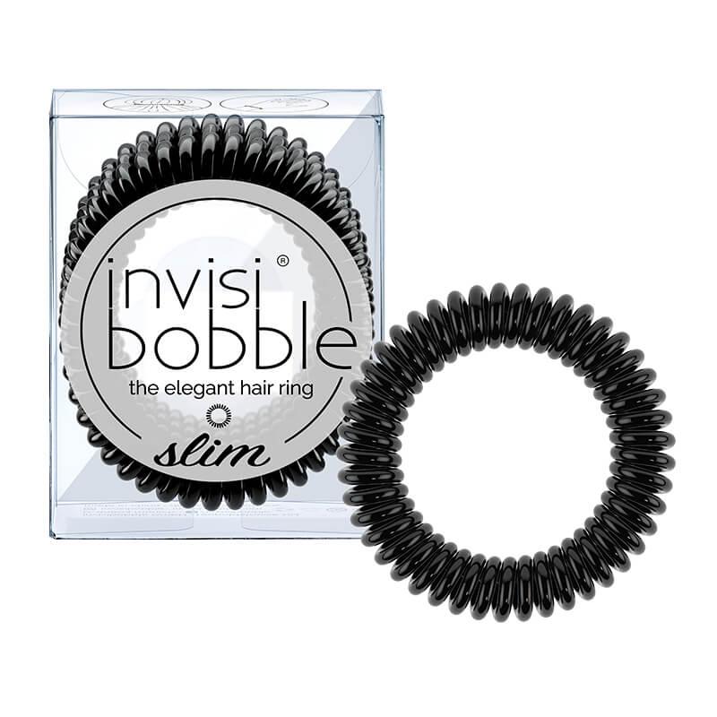 Купить INVISIBOBBLE Резинка-браслет для волос / SLIM True Black