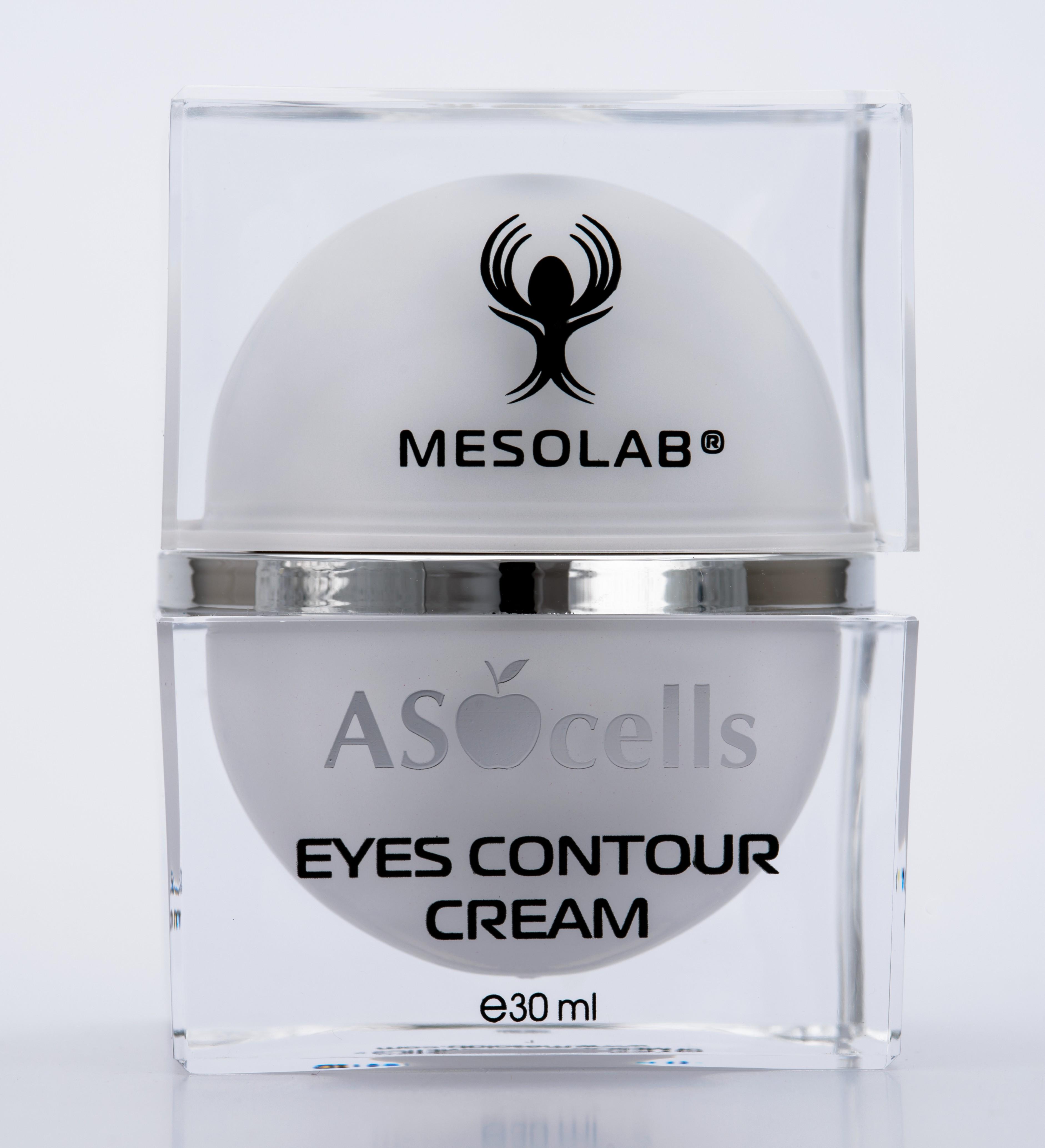 MESOLAB Крем-флюид омолаживающий для нежной кожи вокруг глаз / EYES CONTOUR CREAM 30 мл -  Кремы